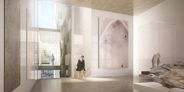 Architecture Architecture Paris accueillera le premier Centre culturel marocain en 2018