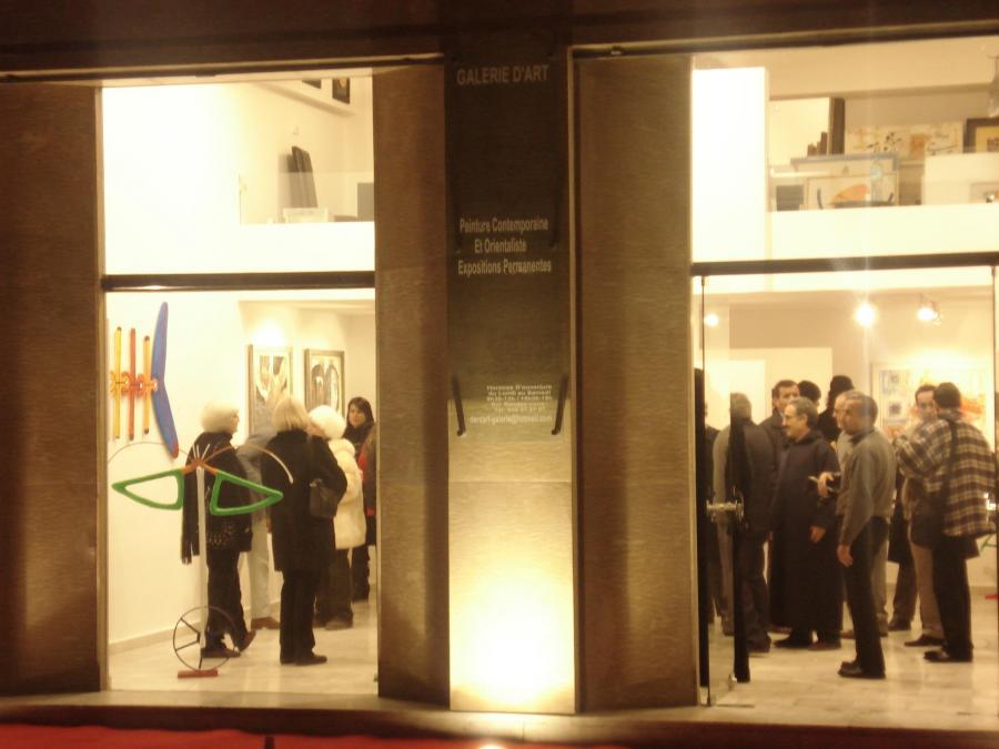 Galeries Galeries Tanger Galerie Dar D'Art